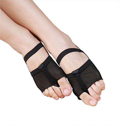 LOVE STUIDO,Ballett Fußsohlen/ Bauchtanz Fitness Praxis Schuhe zu reduzieren Fußschmerzen lindern Fußschmerzen Schuhe Bauch Tanz Praxis Fuß Sets Einlegesohlen Neutral C
