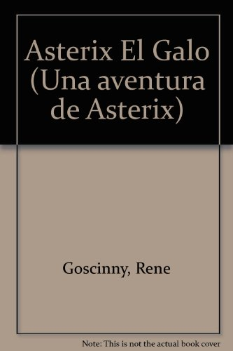 Asterix el galo (Una aventura de Asterix)