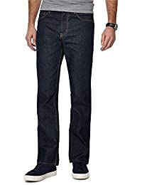 de1ffa571b3 Debenhams J by Jasper Conran Men Dark Blue Dark Wash Straight Fit Jeans