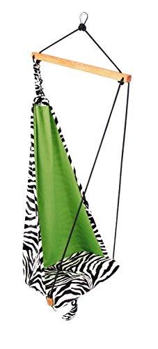 AMAZONAS Tierisch Cooler Kinder Hängesessel Hang Mini Zebra 3 - 8 Jahre bis 60 kg