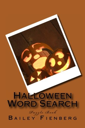 h : Words related to Halloween like  Pumpkin,Mask,Wand etc : 1000+ Words: Puzzle Book ()