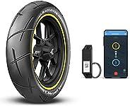 JK Tyre Smart BLAZE RYDR BR43 140/70-17 Tubeless Bike Tyre, Rear