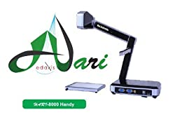 Edaxis Hari Document Camera / Visualizer / Visual Presenter