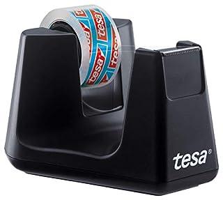 tesa Easy Cut SMART Klebebandabroller für Tische / Kompakter Tischabroller mit Anti-Rutsch-Technologie für Klebefilm bis 33 m x 19 mm (B00EEAIPVS) | Amazon price tracker / tracking, Amazon price history charts, Amazon price watches, Amazon price drop alerts