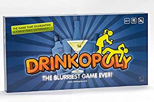 Drinkopoly CRZ497019 Board Game