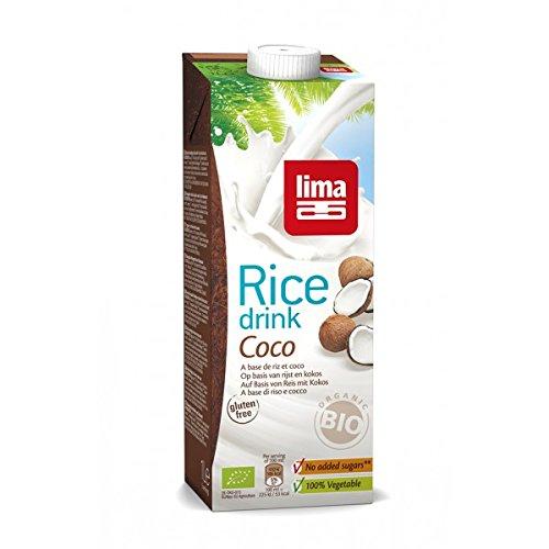 Rice Drink Coco : à base de riz et coco Bio 1L