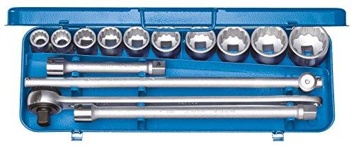 """Preisvergleich Produktbild GEDORE D 32 EMU-2 Steckschlüssel-Satz 3/4"""" 14-tlg UD-Profil 22-50 mm, 1 Stück"""