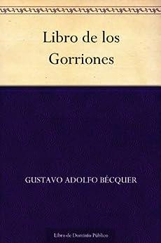 Libro de los Gorriones eBook: Gustavo Adolfo Bécquer