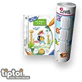 Ravensburger tiptoi® | Hold Small 1x One–Complete with me. + Number Poster–1X1Multiplication Adding