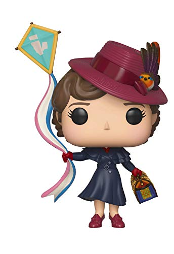 Funko 33906 Disney: Mary Poppins 3 POP Vinylfigur, Multi (Disney Pop-figuren)