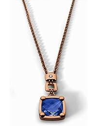 Morellato S01J202 - Istanti - Collar de mujer de acero inoxidable
