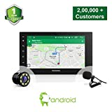 Woodman Neo1 Android 8.0 With Gorilla Glass Universal Car Stereo with bluetooth /