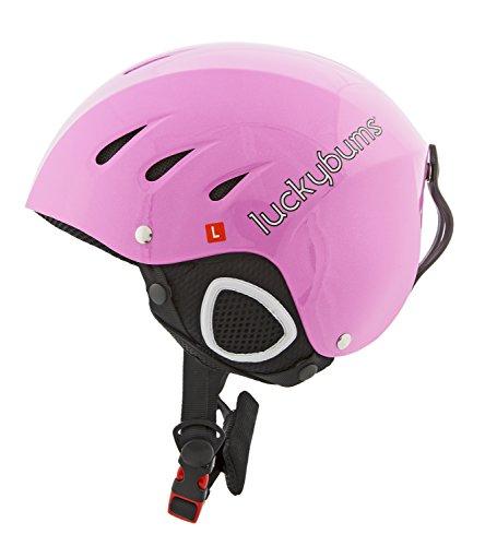 lucky-bums-jouet-snow-sport-casque-rose-59-60cm