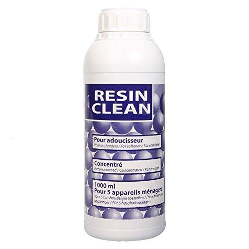 Resin Clean 1 Liter Harzreiniger für Enthärtungsanlagen Wasserenthärtung