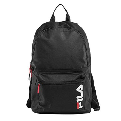 Fila - Urban Line Backpack S'cool, Mochilas Unisex adulto, Negro...