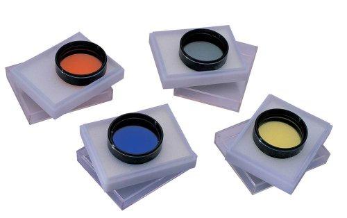 """Teleskop Farbfilter 4er-Set 31,7mm 1,25"""" Die Wichtigsten!!!"""