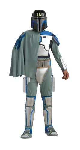 Pre Vizsla Kostüm Star Wars Deluxe Adult - (Kostüm Vizsla Pre)