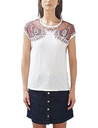Esprit 027ee1k014, T-Shirt Femme