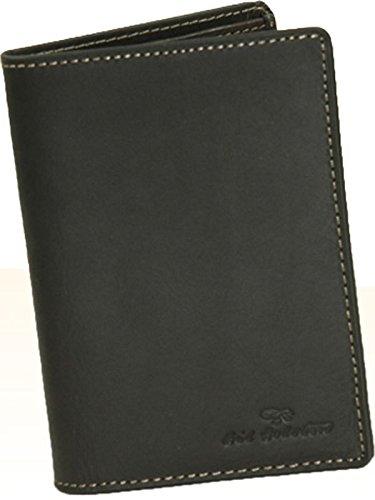 Gil holsters - Portefeuille en cuir vachette ref_gil26620/32001-marron