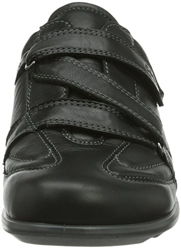 Ecco Cayla, Sneaker Donna Nero (Black)