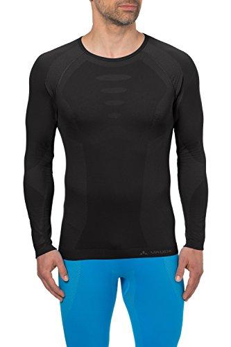 VAUDE Herren Seamless Light Long Sleeve T-Shirt Black