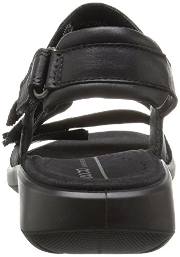 Soft 5 Sandal Black
