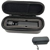 Flycoo Mini Bag Aufbewahrungskoffer für DJI OSMO Pocket PTZ-Kamera Schutzzubehör Reißverschlussetui Netzfach