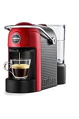 Idea Regalo - Lavazza A Modo Mio Jolie Macchina Caffè, 1250 Watt, Rosso