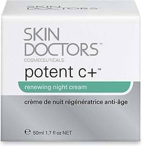 Skin Doctors Potent C+ Night Cream 50ml