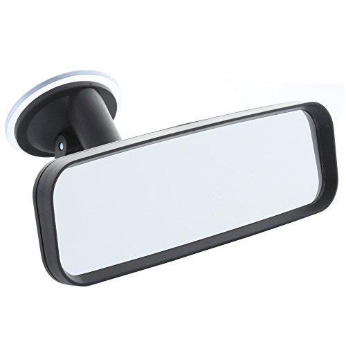 Smart-Planet® hochwertiger Kinder Beobachtungsspiegel/Kinderspiegel - Fahrschul-Spiegel m. gerader Spiegelfläche - Rückspiegel/Spiegel für Beifahrer - Designed in Germany -