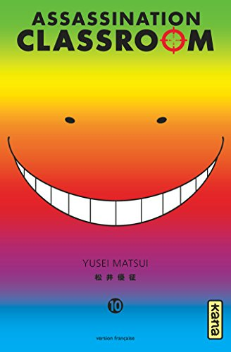 Assassination Classroom Edition simple Tome 10