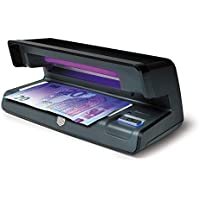 Safescan 70 - Detector ultravioleta de billetes falsos (20,6 x 10,2 x 9 cm)