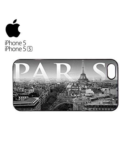 Paris Dream City Eiffel Tower Mobile Phone Case Cover iPhone 6 Plus + White Blanc