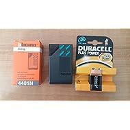 BTICINO 4481N LIVING telecomando portatile infrarossi 4 pulsanti infrared remote control