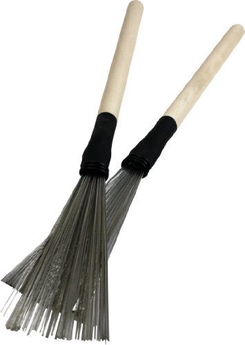 Cajon Jazz Sticks / Besen / Brush /Brushes