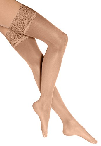 Wolford Satin Touch 20 Stay Up 20 Denier