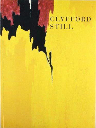 Clifford Still (catálogo de exposición)