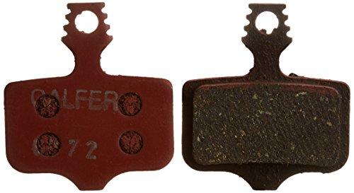 AVID Elixir e SRAM X0, X7, X9, XX Pastiglie per Freni Advance, Unisex, Colore: Rosso
