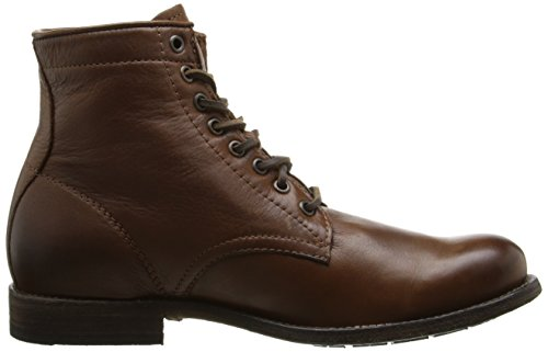 FRYE Mens Tyler Lace-Up Boot 86070-Cognac
