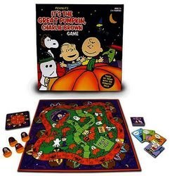 Peanuts It's The Great Pumpkin, Charlie Brown Game by