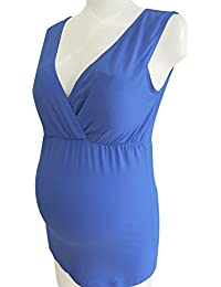 Sweet Mommy Bamboo Maternity and Nursing Tank Top ST0265