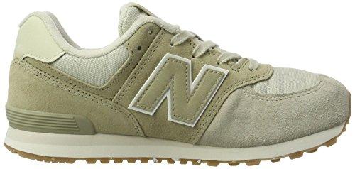 New Balance Kl574eag M, Sneakers Basses Mixte Enfant Marron (Light Khaki)