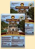 Cold River Trockenfutter für Hunde mit Forelle 2x15 kg Wolfsblut