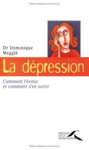 La Dépression par Dominique Meggle