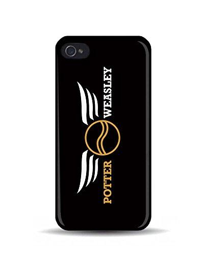 iPhone 5/5S Potter & Weasley 'Le Quidditch' 3D Coque téléphone portable
