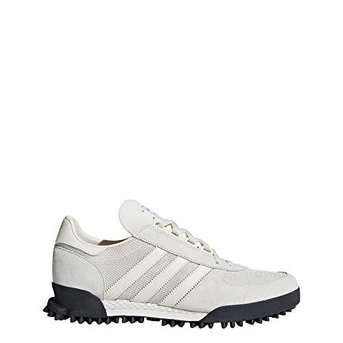 adidas Jungen Marathon Tr Fitnessschuhe, Weiß (Blatiz/Negbás 000), 37 1/3 EU