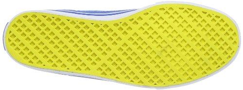 Puma S Evolution Herren Sneakers Blau (victoria blue-white-blazing yellow 05)