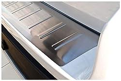 tuning-art 960 Edelstahl Ladekantenschutz mit Abkantung Fahrzeugspezifisch