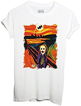 T-Shirt JOKER URLO BATMAN - FILM by MUSH Dress Your Style