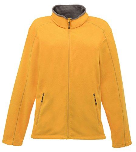 Regatta Standout Frauen Adams Full Zip Fleece - Old Gold/ Smokey - 12